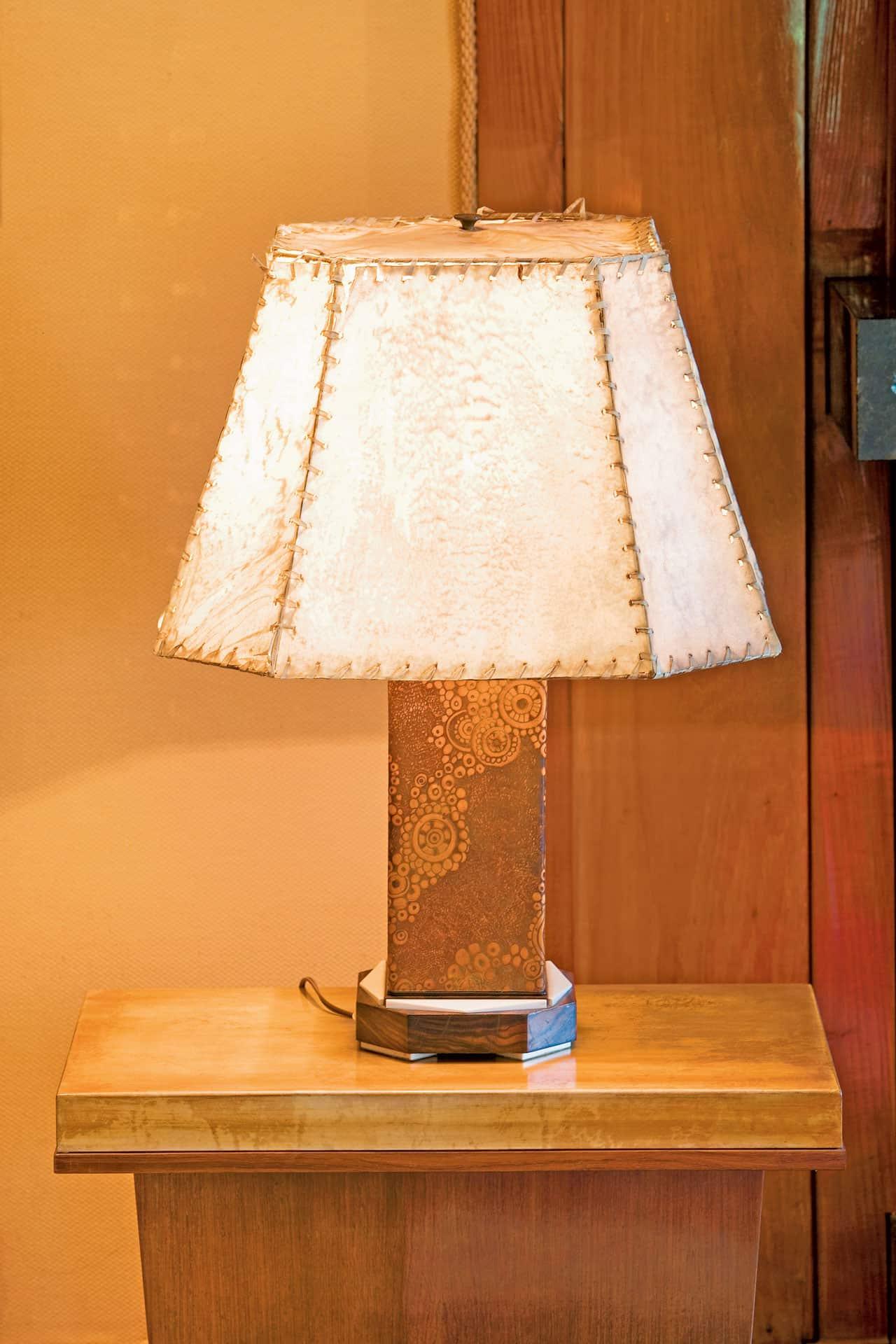 Lampe, Clément Mère